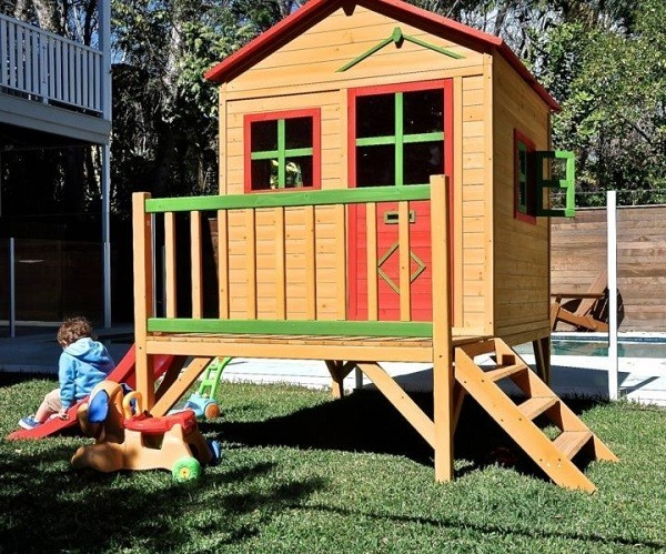Outdoor Cubby House