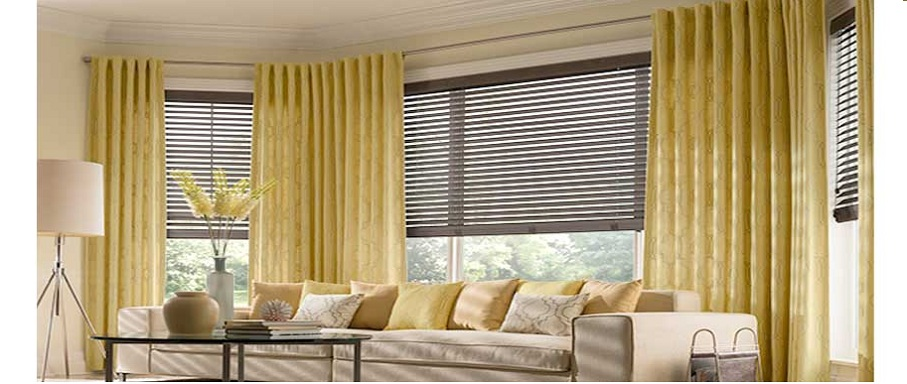Beyond window dressing update a room in an instant with Curtains and blinds