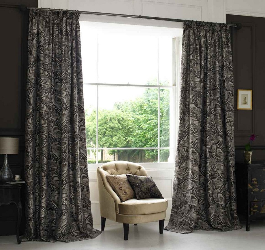buy modern curtains