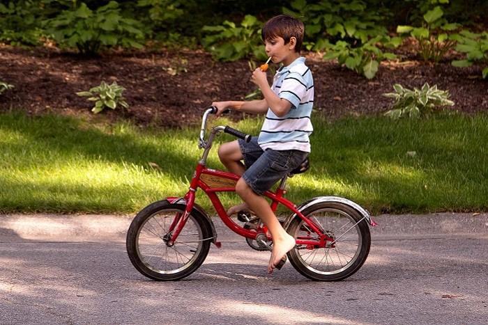 Kid Bicycle