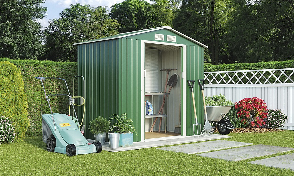 Colorbond sheds featured