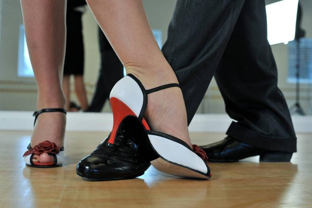 shoes for dancing