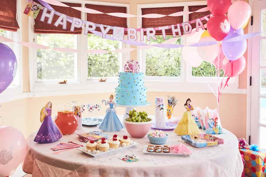 birthay party decorations