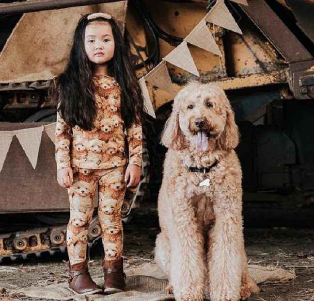 animal print outfit for kids