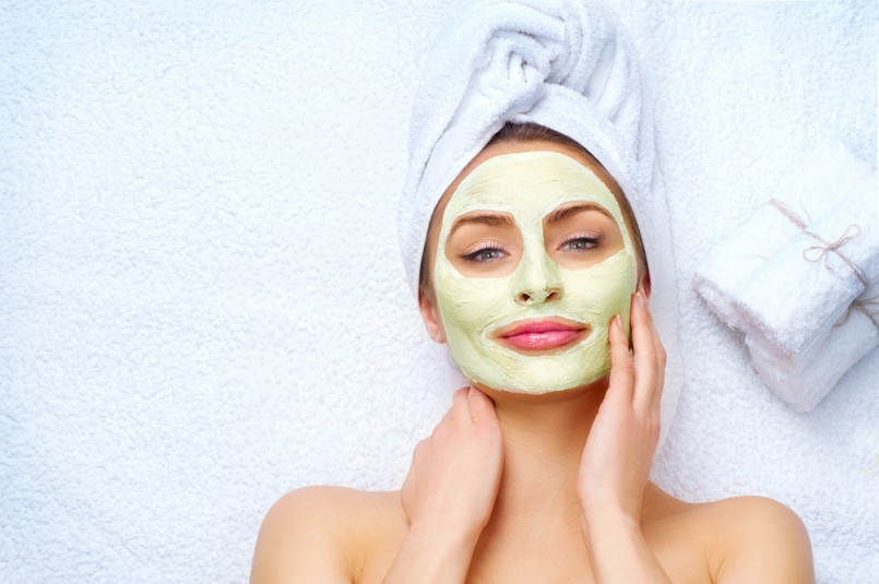 green tea hydrating mask