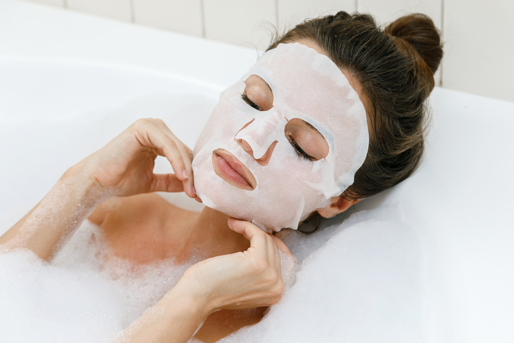 sheet face hydrating mask