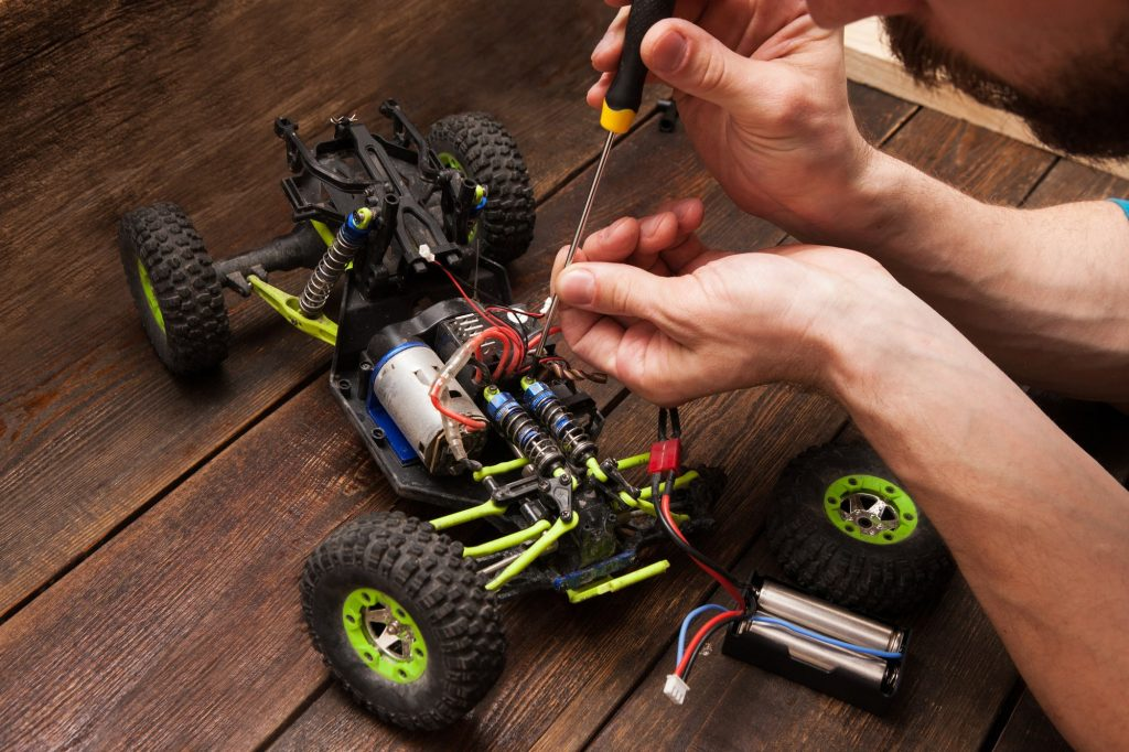 build-your-own-rc-car