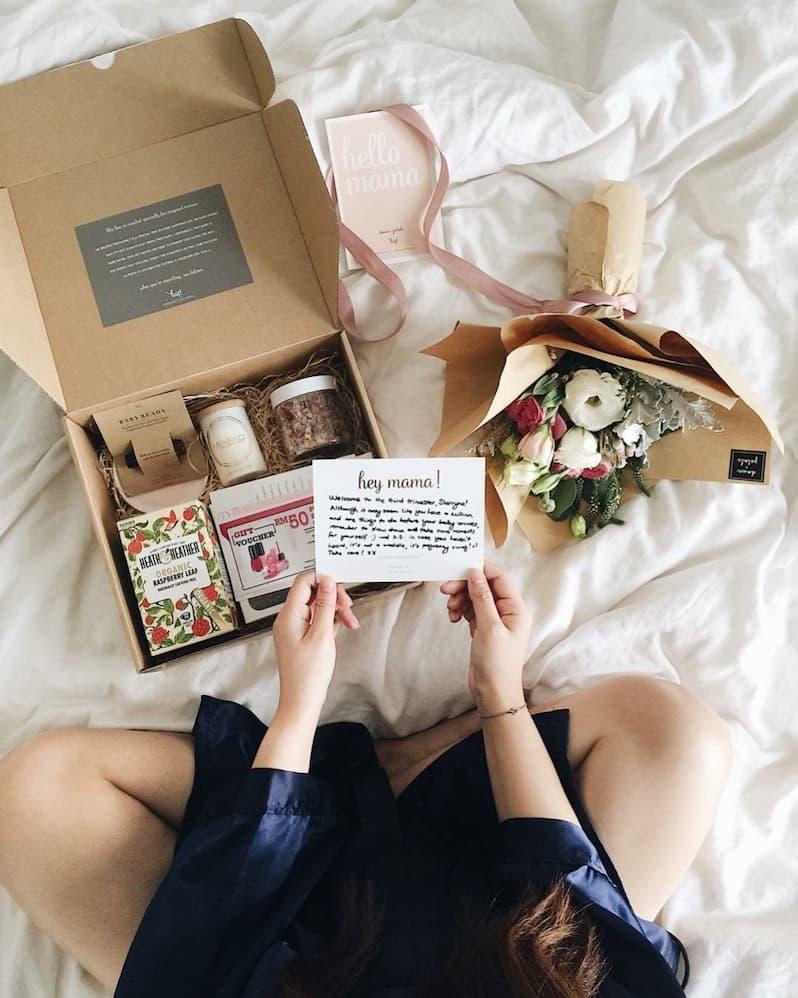 gift box for mum
