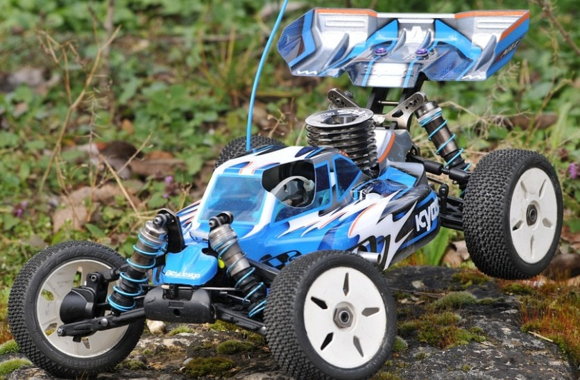rc car outdoor