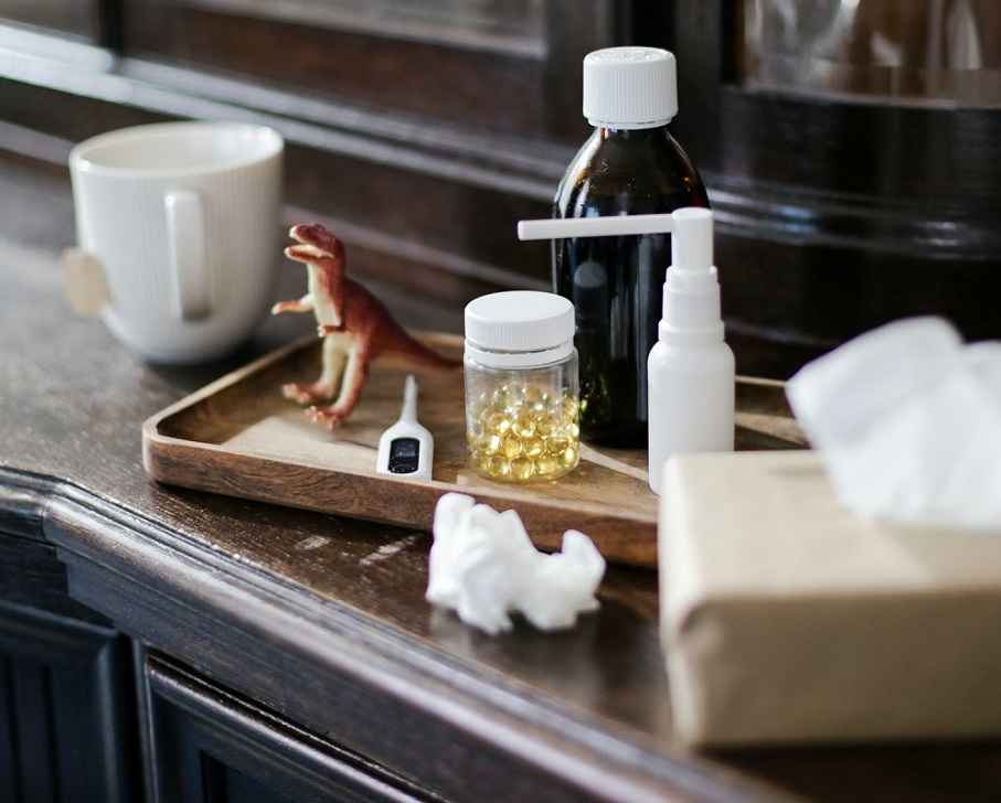 picture of home medications