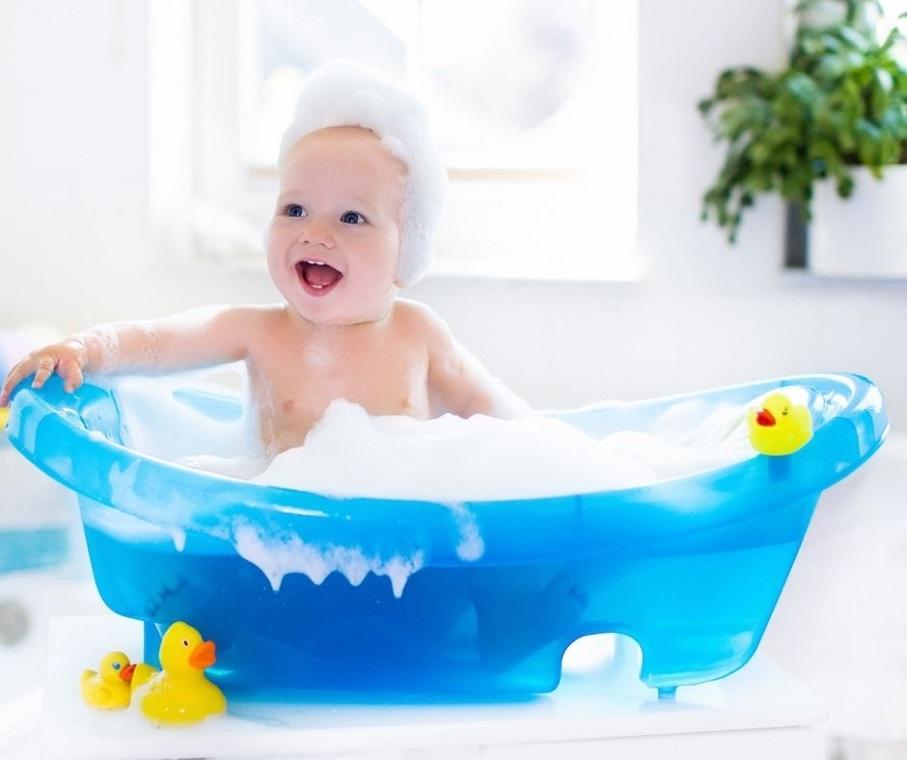 baby bath cover