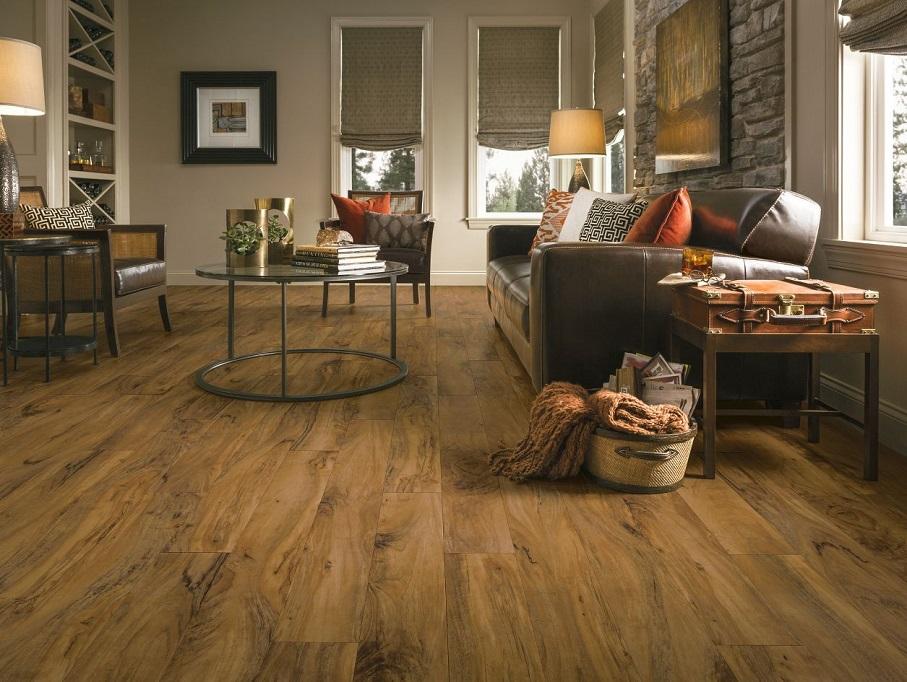 luxury vinyl flooring for livingroom